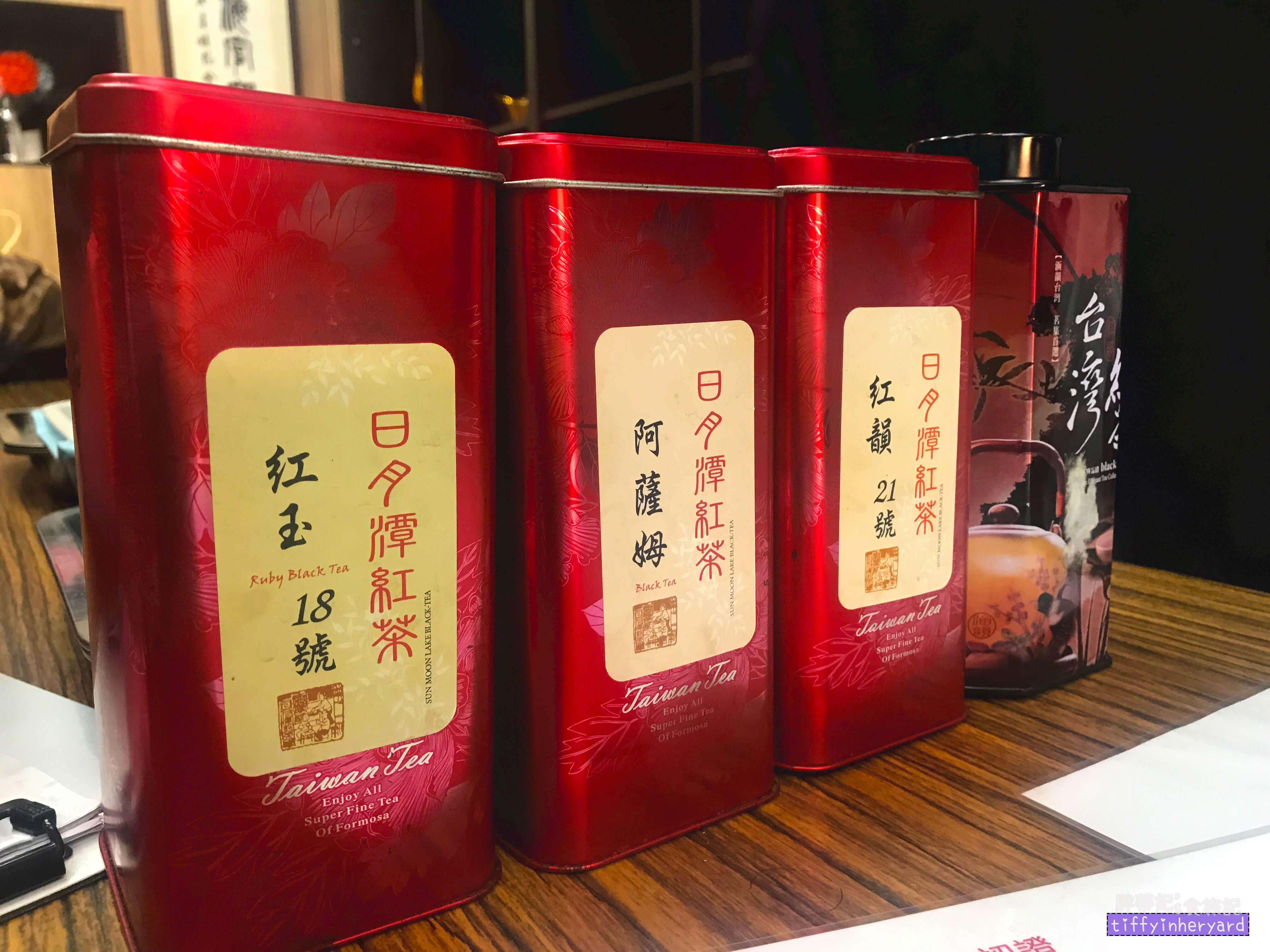 香滿村茶行 最熱門的茶飲品種