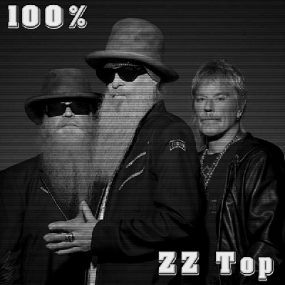 ZZ Top -100% ZZ Top (2020) Mp3 320 kbps
