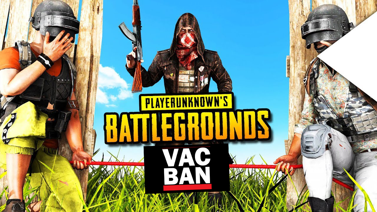 РАНДОМ [VAC] PLAYERUNKNOWN'S BATTLEGROUNDS