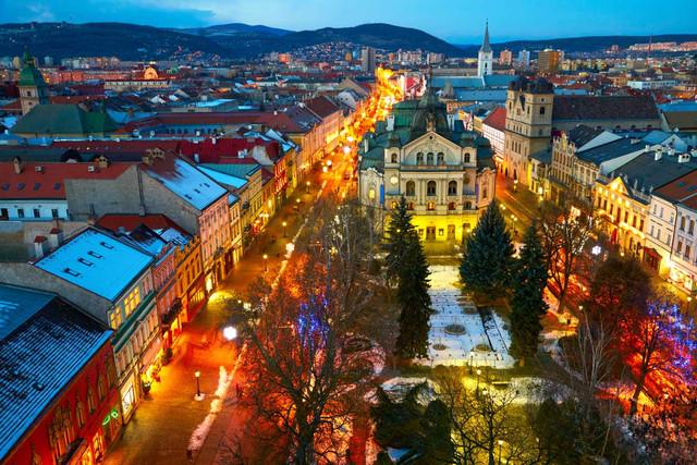 вид Словакии