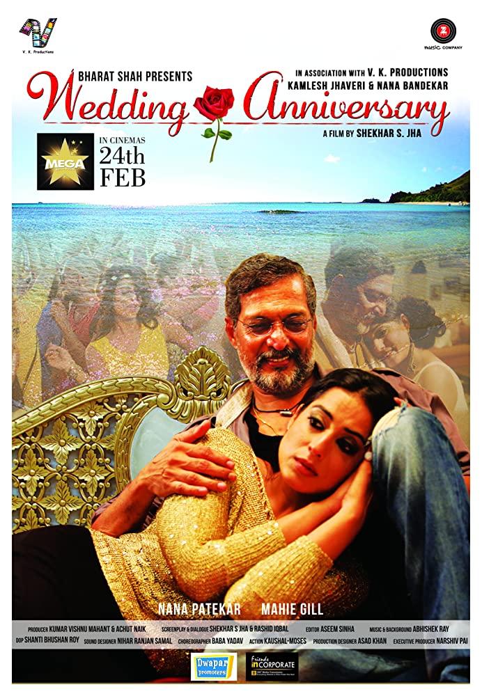 Wedding Anniversary 2017 Hindi 300MB HDRip Download