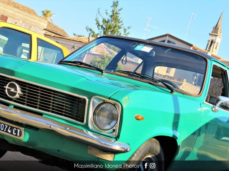 Raduno Auto d'epoca - Trecastagni (CT) - 21 Luglio 2019 Opel-Ascona-1-2-60cv-73-CT330074-5