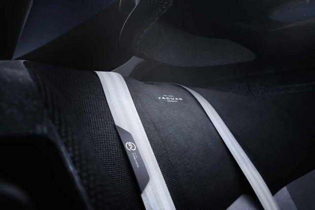 Jaguar Lève Le Voile Sur La Vision Gran Turismo SV : La Voiture De Course 100% Électrique Ultime Pour Les Passionnés De Course Automobile Jag-GTSV-typefibredetail2-161220