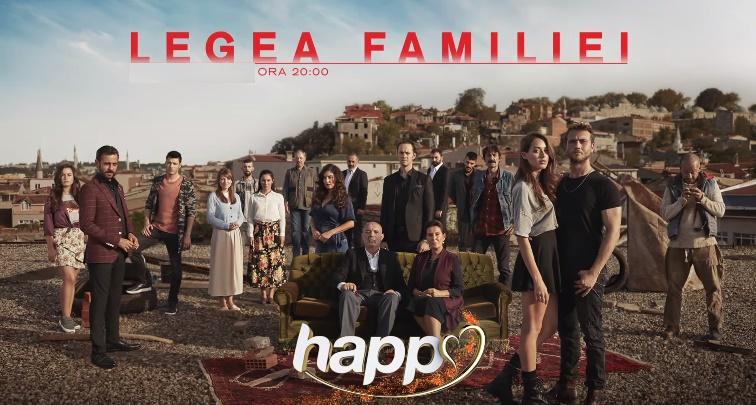 Legea familiei episodul 21