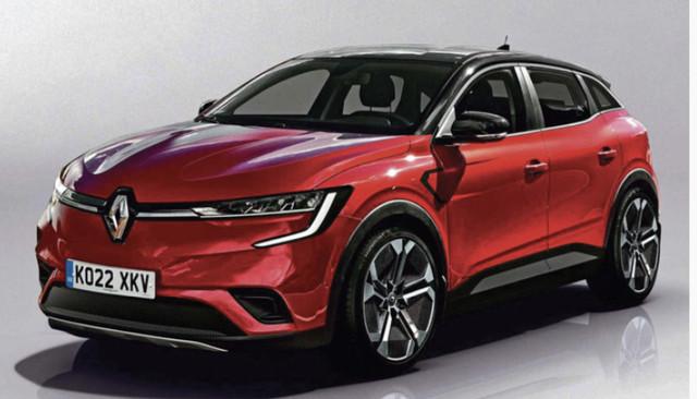 2021 - [Renault] Mégane SUV EV [BCB] - Page 17 7106-A414-31-C6-45-C2-898-A-5-F9-B18-FF3670