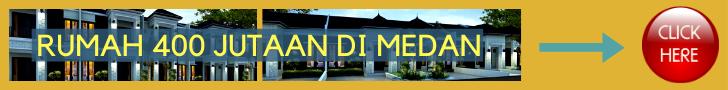 Rumah Harga Perdana, Pasti Untung, Cempaka Residence Di Jl. Cempaka Gaperta Ujung Medan