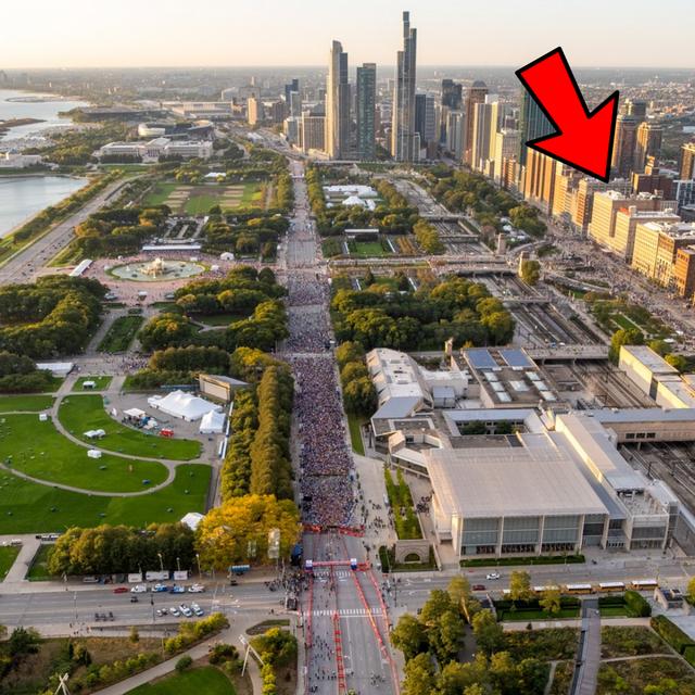 localizacion-hotel-maraton-chicago-travelmarathon-es