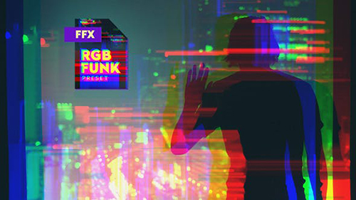 RGB Funk Preset 24432717 - Preset for After Effects (Videohive)