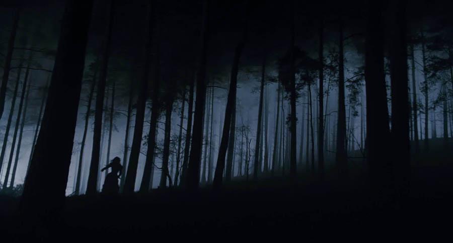 Рассказ жителя Баргузинского района о страшной встрече в лесу