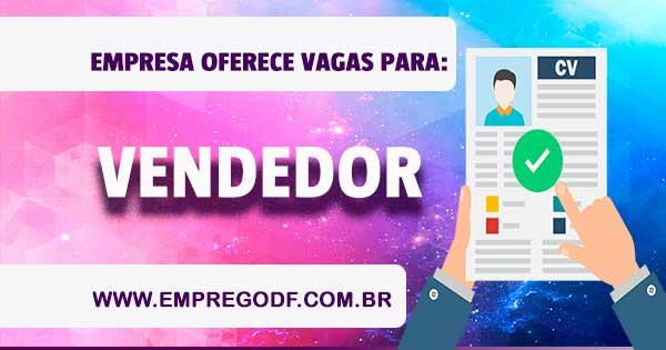 EMPREGO PARA VENDEDOR DE PÁTIO