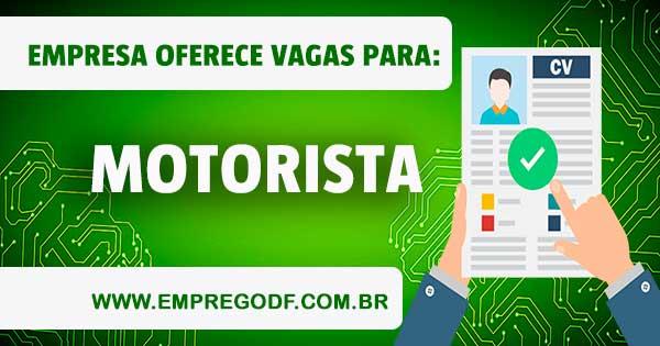 EMPREGO PARA MOTORISTA DE CAMINHÃO