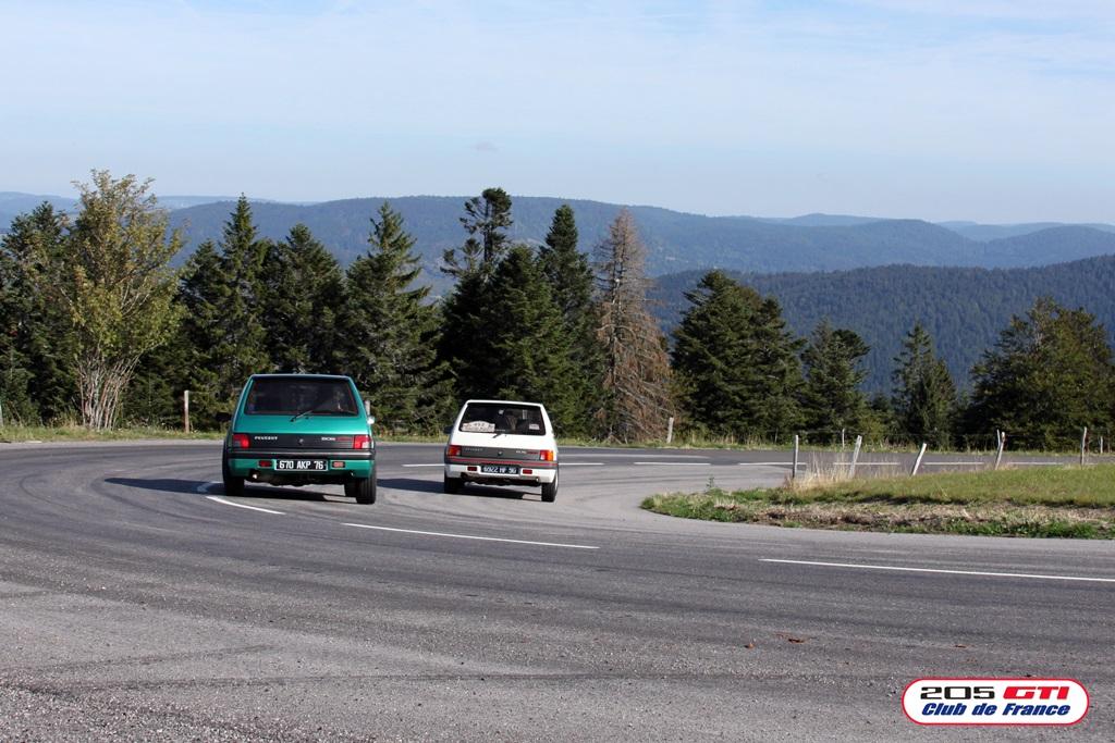 [25] 35 ans la 205 GTI sur la ligne bleue des Vosges - 13 au 15 septembre 2019 IMG-6098