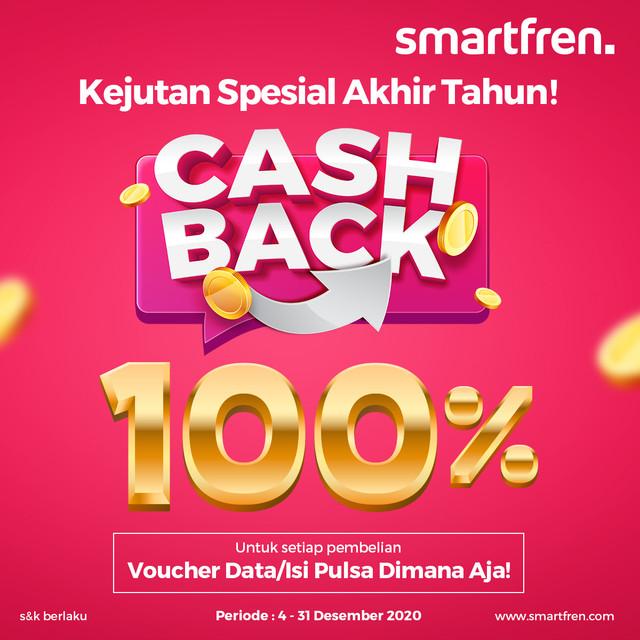 Smartfren-Cashback-100-Persen