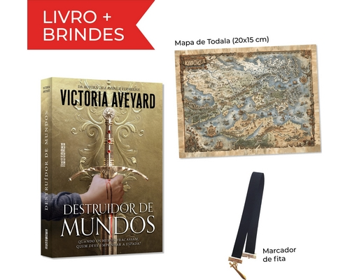 """@EditoraSeguinte lança em maio """"Destruidor de mundos"""" novo livro da Victoria Aveyard"""