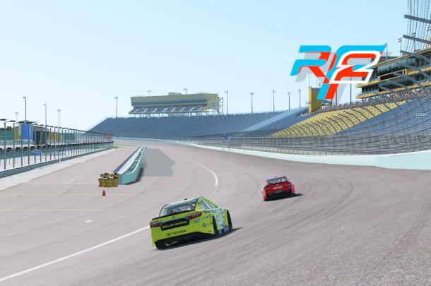 VRC NASCAR 2019 - Round 3 - Homestead