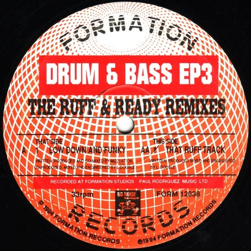 Download Drum & Bass - EP3 (The Ruff & Ready Remixes) mp3