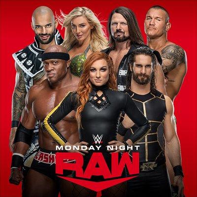 WWE Monday Night Raw (2nd August 2021) English 480p HDTV 678MB Download
