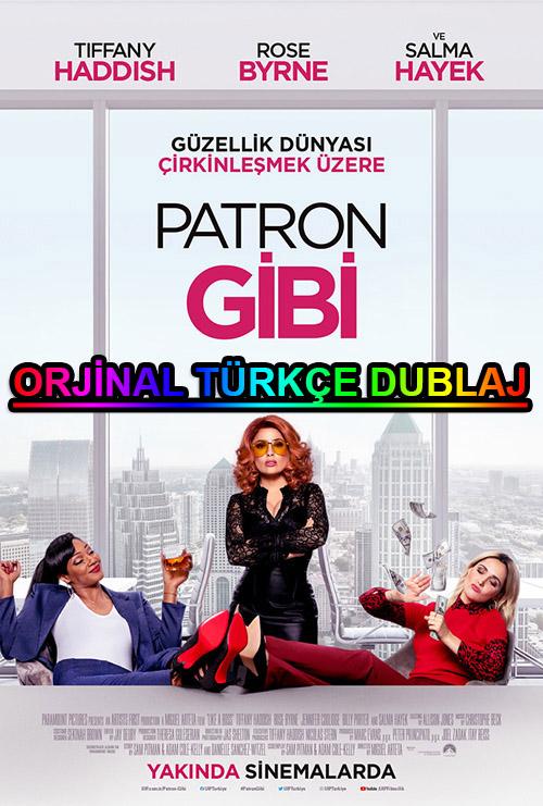 Patron Gibi | Like a Boss | 2020 | BDRip | XviD | Türkçe Dublaj | m720p - m1080p | BluRay | Dual | TR-EN | Tek Link
