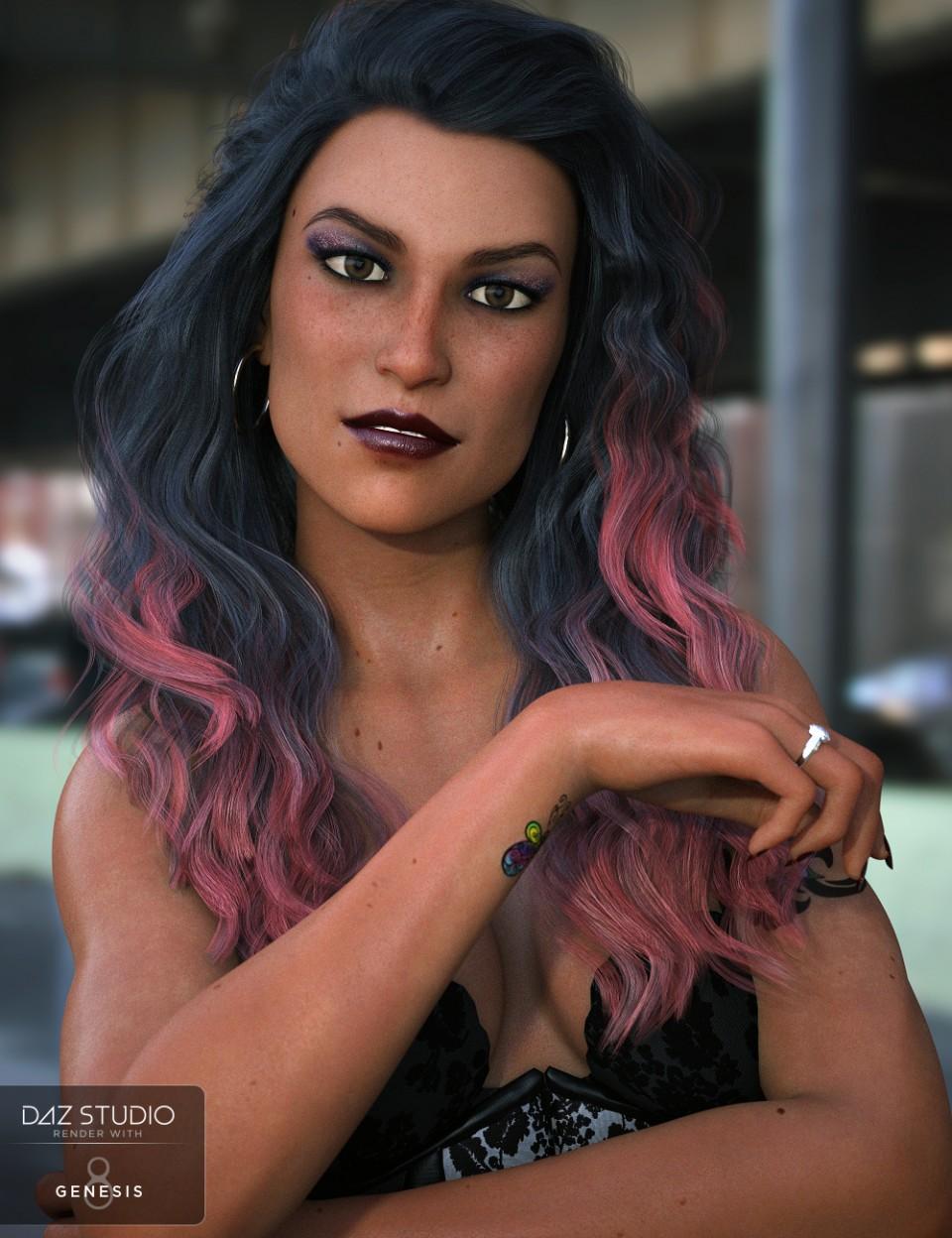 Lillyanna for Genesis 8 Female
