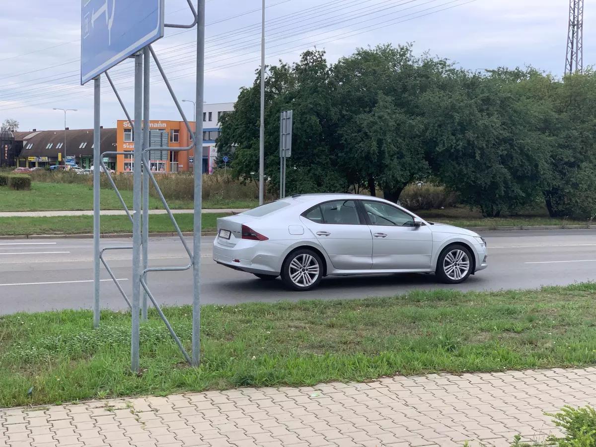 2020 Škoda Octavia IV 36