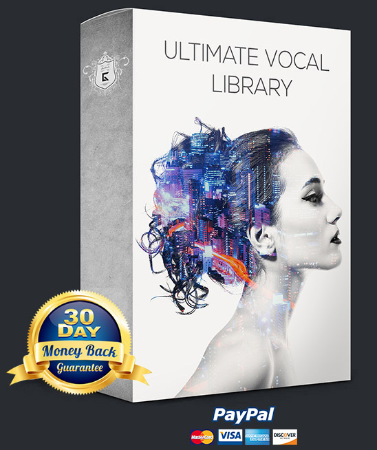 Vocal Sample Library 2020