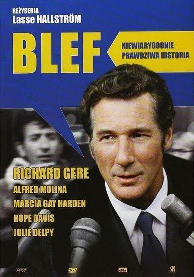 Blef / The Hoax (2006) PL.AC3.DVDRip.XviD-GR4PE | Lektor PL