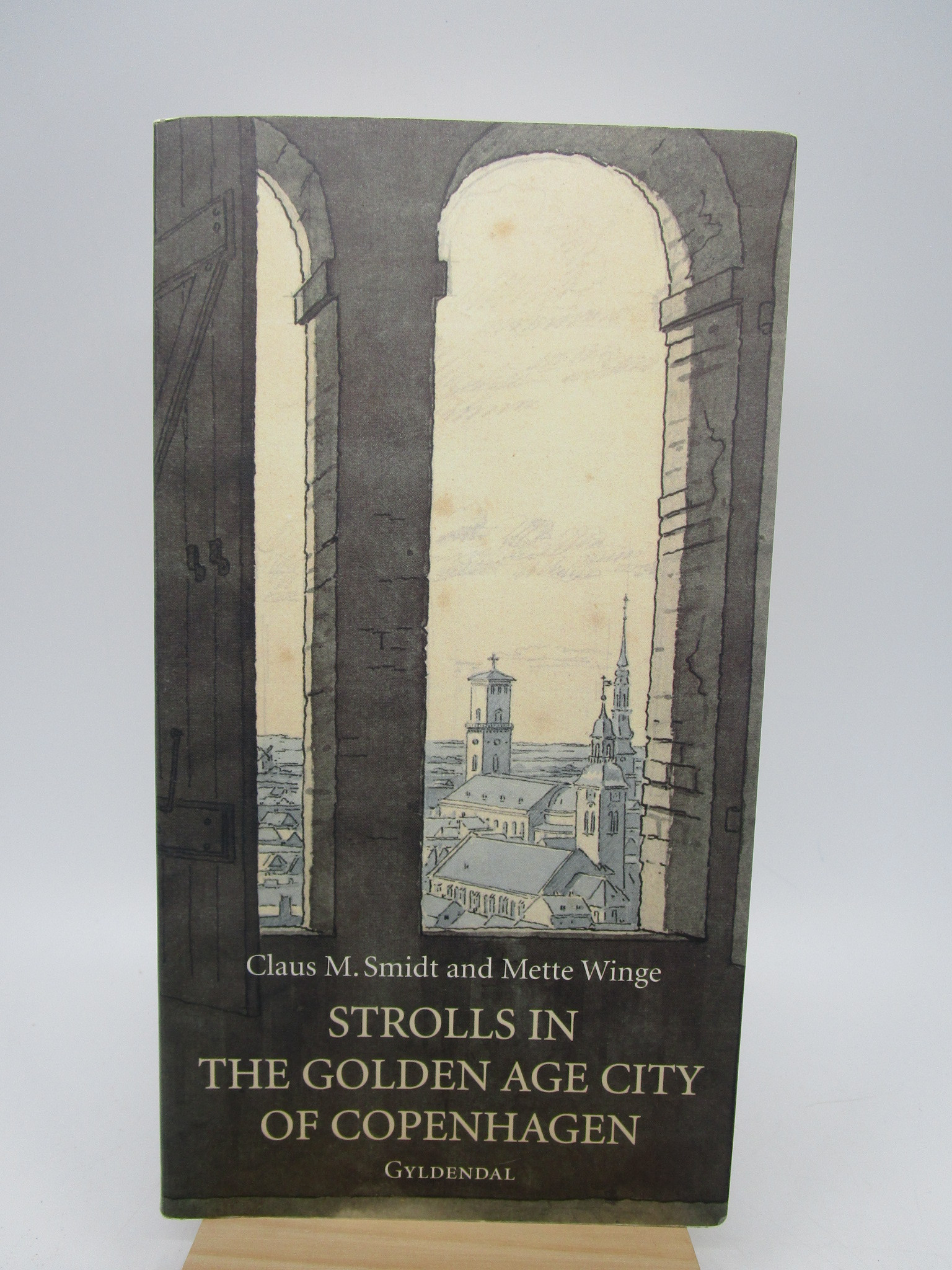 Image for Strolls in the Golden Age City of Copenhagen (First Edition)