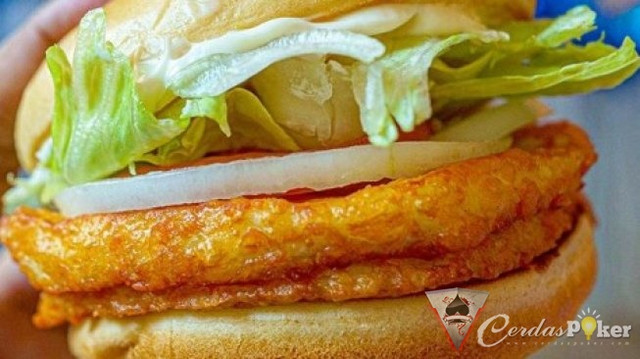 Ini Dia Menu Baru Halloumi Dari Burger King Untuk Vegetarian Halloumi