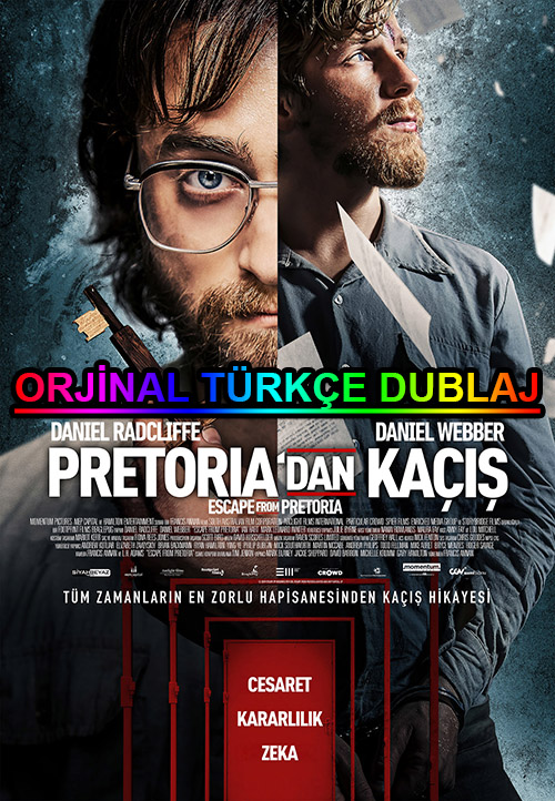 Pretoria'dan Kaçış | Escape from Pretoria | 2020 | BDRip | XviD | Türkçe Dublaj | 1080p - m720p - m1080p | BluRay | Dual | TR-EN | Tek Link