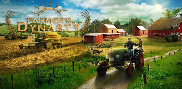 Farmer's Dynasty v0.9961