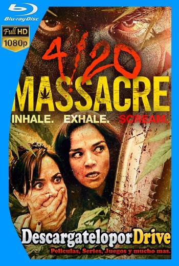 4/20 Massacre (2018) [1080p] [Latino] [1 Link] [GDrive] [MEGA]