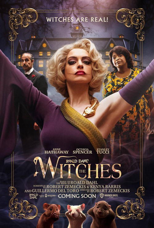 The Witches | 2020 | m720p - m1080p | WEB-DL | Türkçe Altyazılı | Tek Link