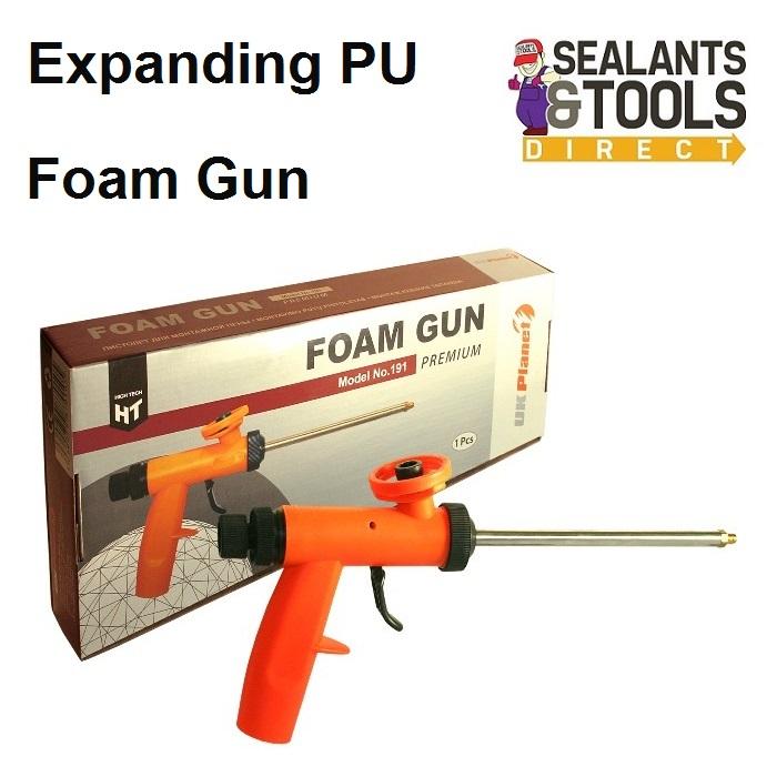 UK Planet Expanding PU Foam Gun UKPUFOGU191
