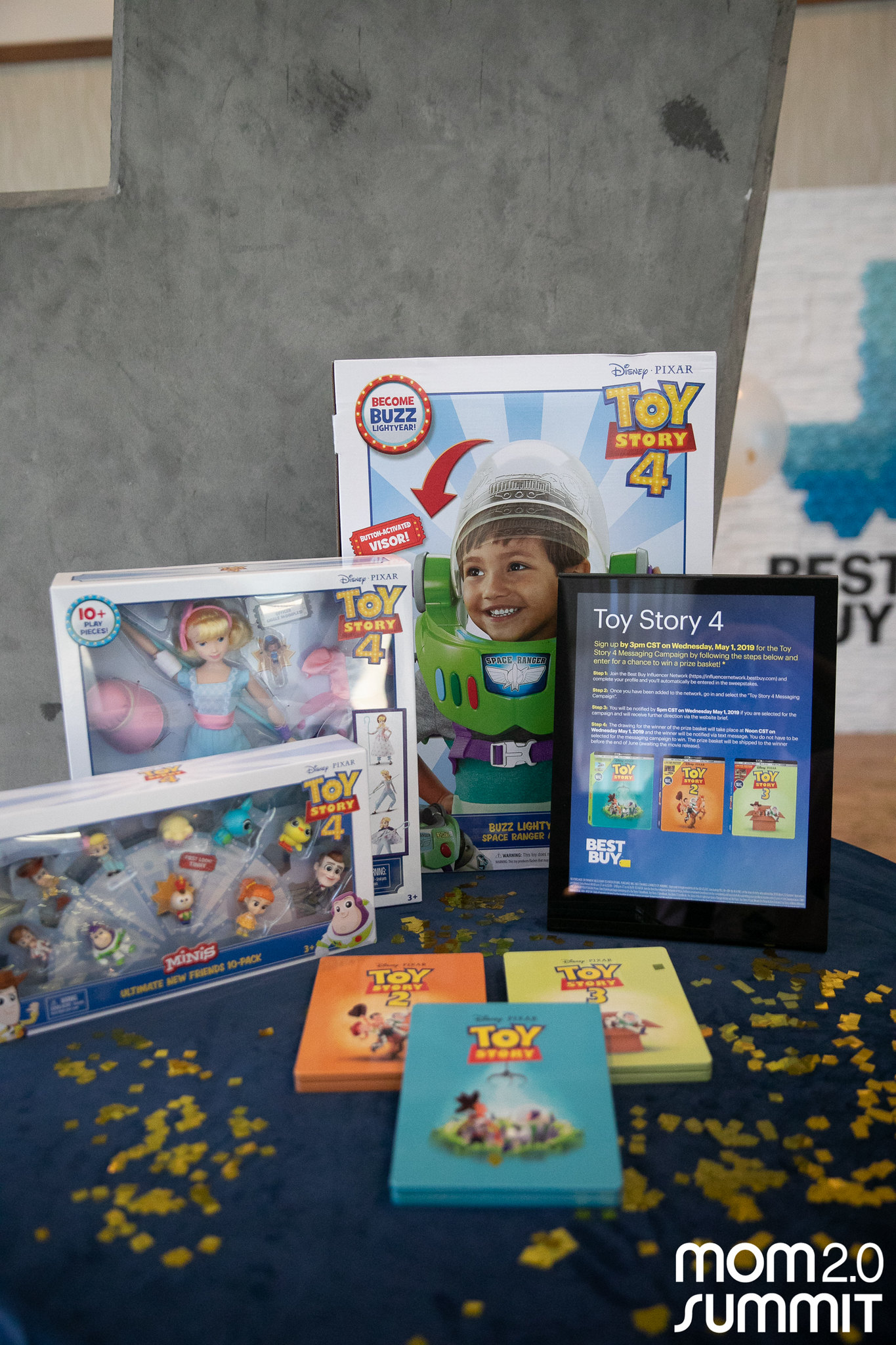 Did you know you could pick up Toy Story 4 toys at your local Best Buy? #ad #ToyStory4