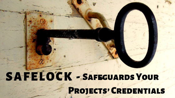 Safelock credential manager