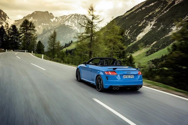 Accent sportif : l'Audi TTS competition plus A208519-medium