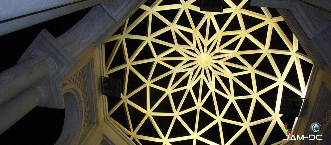 Геометрические узоры в Исламском искусстве - 1