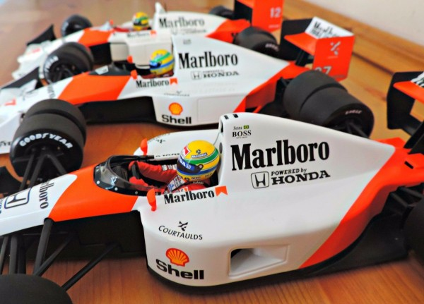 Senna World Champion Cars 1988,90,91 3
