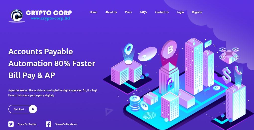 crypto-corp.ltd Reviews