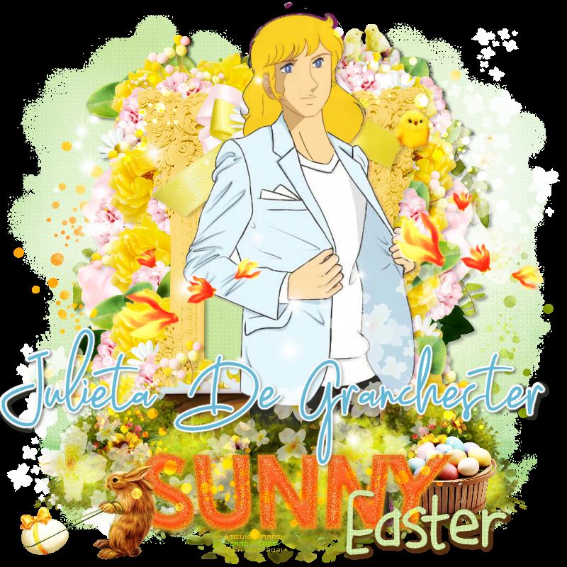"""OFRECIMIENTO CERRADO. PASAR A RECOGER FIRMAS.    GRACIASSS!      [♥ Celtic Faires Corazón Andrew ♥] ANIMALES FANTÁSTICOS -Aporte #3 -FIRMA """" Sunny Easter """"-Destellos para ALBERT Julieta-De-Granchester"""