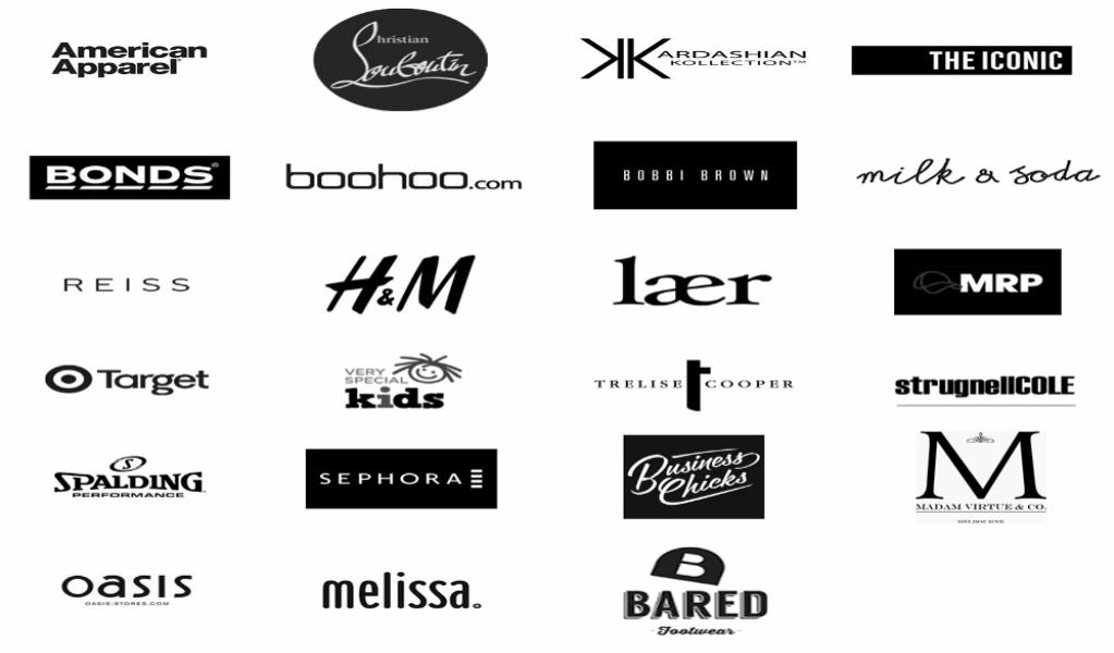 Fashion Brands in Paris