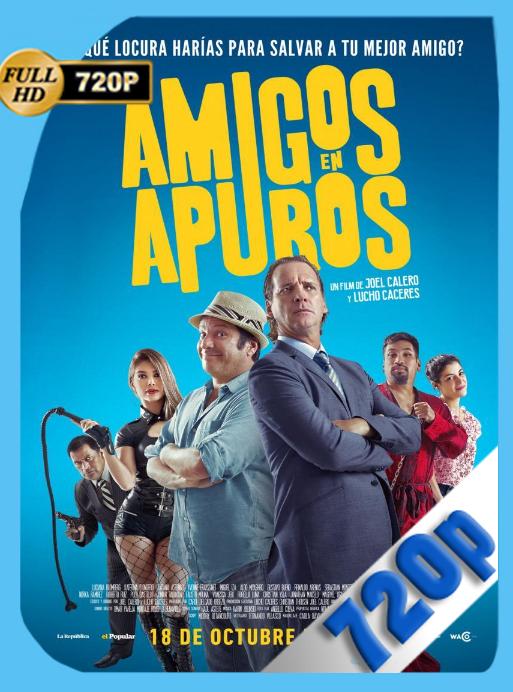 Amigos en Apuros (2018) MPlay WEB-DL [720p] Latino [GoogleDrive] [zgnrips]