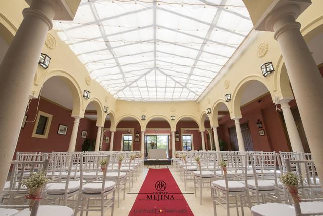 Hacienda para bodas civiles en Sevilla