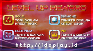 Level Up Reward
