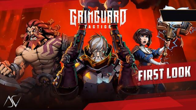 Grimguard Tactics: End of Legends 2