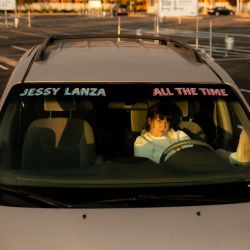 Jessy Lanza - All The Time[/b]  (2020)