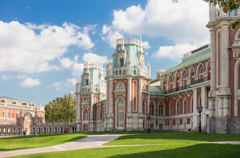 Tsaritsyno-Palace