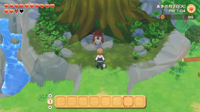 「牧場物語」系列首次在Nintendo SwitchTM平台推出全新製作的作品!  『牧場物語 橄欖鎮與希望的大地』 於今日2月25日(四)發售 035