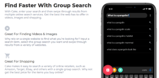 Find Faster With Group Search -en