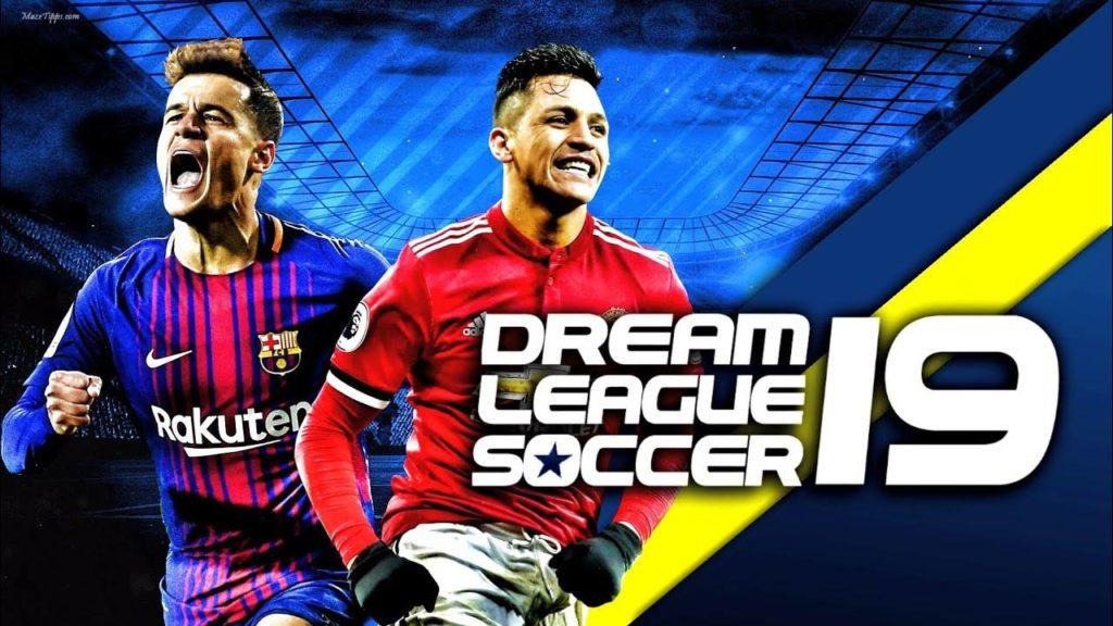 Kit dan Logo Dream League Soccer